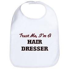 Trust me I'm a Hair Dresser Bib