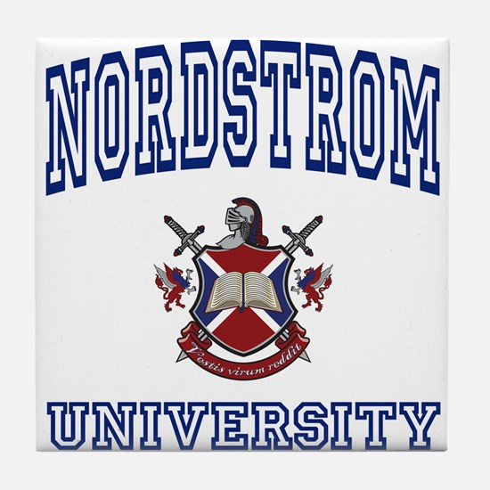 NORDSTROM University Tile Coaster