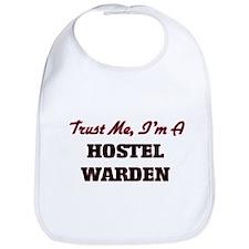 Trust me I'm a Hostel Warden Bib