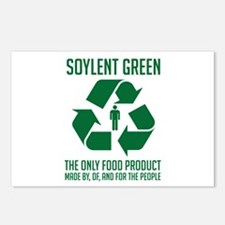 Soylent Green Postcards (Package of 8)