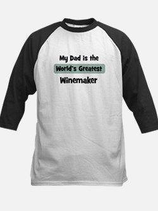 Worlds Greatest Winemaker Tee