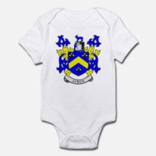 LYNCH Coat of Arms Infant Bodysuit