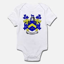 LYNCH Coat of Arms Onesie