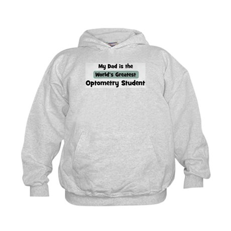 Worlds Greatest Optometry Stu Kids Hoodie