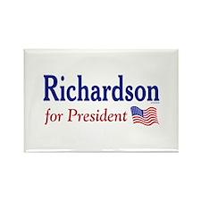 Bill Richardson for President 2008 Election Rectan