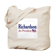 Bill Richardson for President 2008 Election Tote B