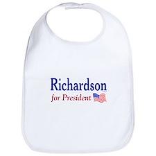 Bill Richardson for President 2008 Election Bib