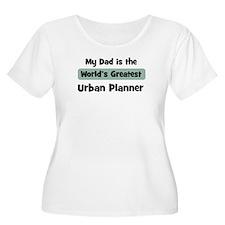 Worlds Greatest Urban Planner T-Shirt
