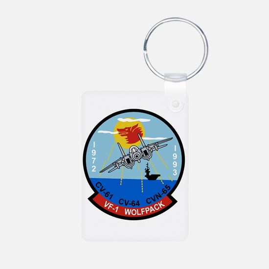Unique Wolfpack Keychains