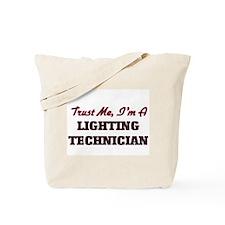 Trust me I'm a Lighting Technician Tote Bag