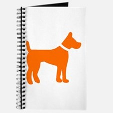 dog orange 1C Journal