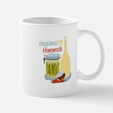 Happiness Is Homemade Mugs