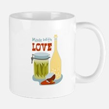 Made With Love Mugs
