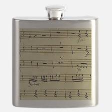 Cute Singing Flask