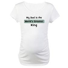 Worlds Greatest King Shirt