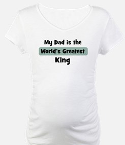 Worlds Greatest King Shirt