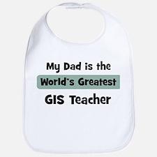 Worlds Greatest GIS Teacher Bib