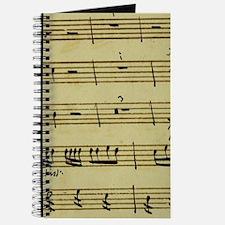 Unique Chorus Journal
