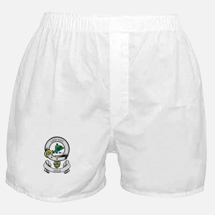 LESLIE 2 Coat of Arms Boxer Shorts