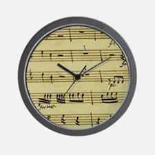 Unique Singing Wall Clock