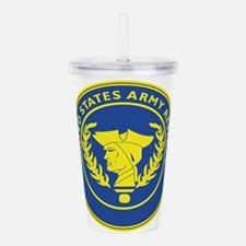 Army Reserve Seal.png Acrylic Double-wall Tumbler