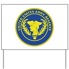 Army Reserve Seal.png Yard Sign