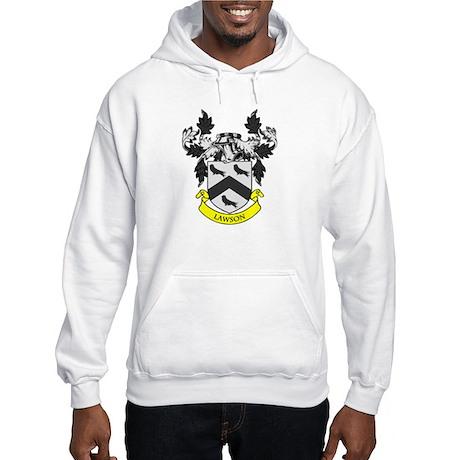 LAWSON Coat of Arms Hooded Sweatshirt
