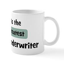 Worlds Greatest Insurance Und Mug