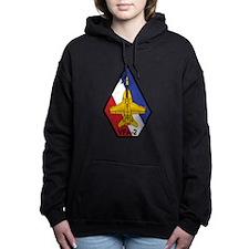 vfa2logo f18.png Women's Hooded Sweatshirt