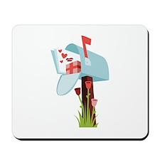 Valentine Mailbox Mousepad