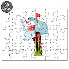 Valentine Mailbox Puzzle