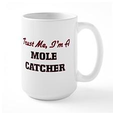Trust me I'm a Mole Catcher Mugs