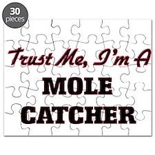 Trust me I'm a Mole Catcher Puzzle