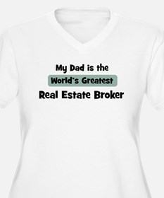 Worlds Greatest Real Estate B T-Shirt