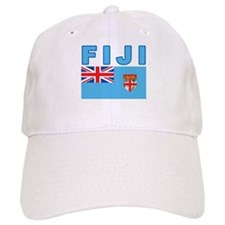 Fiji Flag Baseball Cap