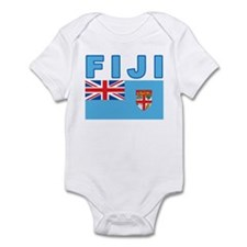 Fiji Flag Infant Bodysuit