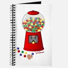 Bubble Gum Machine Journal