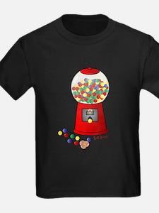 Bubble Gum Machine T