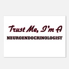 Trust me I'm a Neuroendoc Postcards (Package of 8)