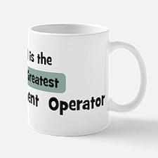 Worlds Greatest Heavy Equipme Mug