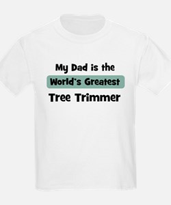 Worlds Greatest Tree Trimmer T-Shirt