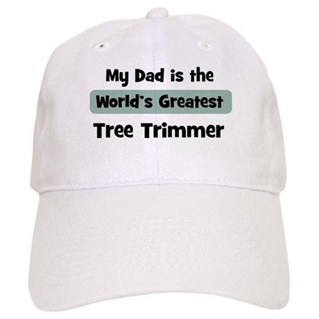 Worlds Greatest Tree Trimmer Cap