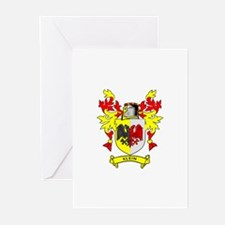 KLEIN Coat of Arms Greeting Cards (Pk of 10)