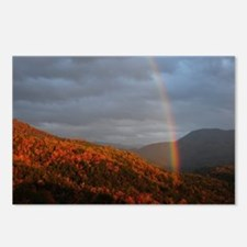 Autumn Rainbow Postcards (Package of 8)