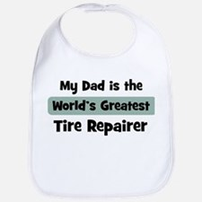 Worlds Greatest Tire Repairer Bib