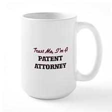 Trust me I'm a Patent Attorney Mugs