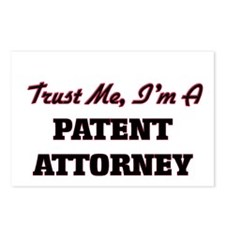 Trust me I'm a Patent Att Postcards (Package of 8)