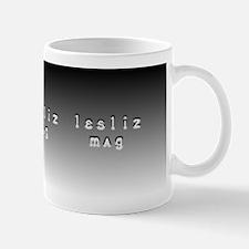Leslie's Phonetic Mug