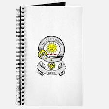 KERR 2 Coat of Arms Journal