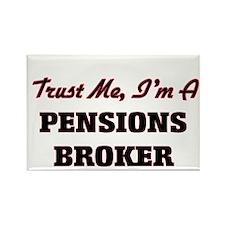 Trust me I'm a Pensions Broker Magnets